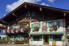 Garmisch-Partenkirchen, Bavière Image stock