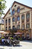 Garmisch-Partenkirchen, Baviera Fotografie Stock
