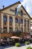 Garmisch-Partenkirchen, Baviera Immagine Stock Libera da Diritti