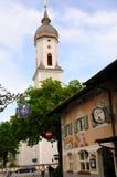 Garmisch Partenkirchen Stock Photography