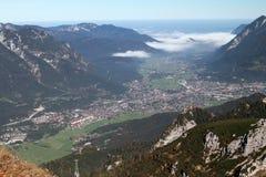 Garmisch-Partenkirchen, Duitsland Royalty-vrije Stock Fotografie