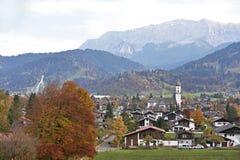 Garmisch Partenkirchen Royalty Free Stock Photos