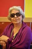 Garndmother portrait Stock Photo