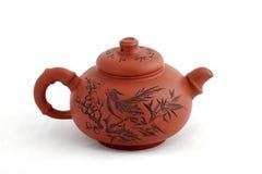 garnek herbata obraz royalty free