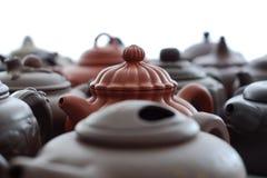 garnek herbata fotografia stock