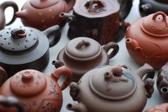 garnek herbata obraz stock