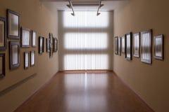 Garnelo museum inomhus arkivfoto