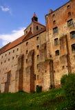 Garner gotico in Grudziadz Fotografia Stock Libera da Diritti