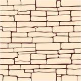 Garnering för bakgrund för textur för modell för sten för tegelstenvägg vektor illustrationer