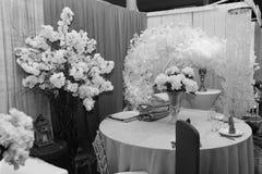 Garnering för bröllopfestivalen i Ukraina Fotografering för Bildbyråer