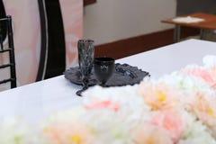 Garnering för bröllopfestivalen i Ukraina Arkivbild