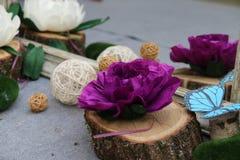 Garnering för bröllopfestivalen i Ukraina Royaltyfria Bilder