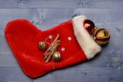 Garnering för färgrik jul eller för nytt år Royaltyfri Fotografi