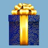 Garnering för gåvaask Arkivbild
