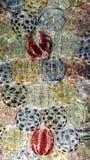 Garnering för Glass boll royaltyfri fotografi