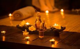 Garnering för kopplar av massage royaltyfri fotografi