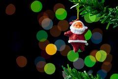 Garnering för nytt år för jul Royaltyfria Bilder
