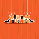 garnering halloween stock illustrationer