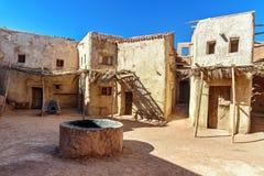 Garnering i Kartbok Korporation studior Ouarzazate Royaltyfria Foton