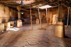 Garnering i Kartbok Korporation studior Ouarzazate Royaltyfri Foto
