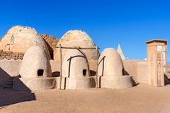 Garnering i Kartbok Korporation studior Ouarzazate Royaltyfri Bild