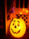 garneringar halloween Arkivbild