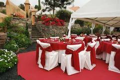 garneringbröllop arkivfoton