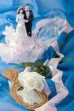 garneringbröllop Royaltyfri Bild
