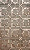 garneringdörrhassan ii moské Arkivfoto
