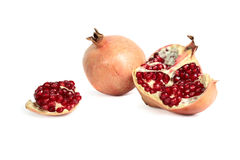 Garnet, pomegranate berries Royalty Free Stock Photo