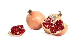 Garnet, pomegranate berries Royalty Free Stock Photo