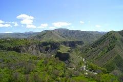 Garni gorge Stock Images