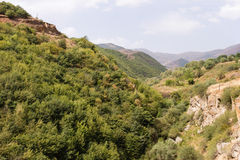 Garni Mountains Royalty Free Stock Image