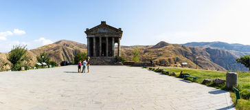Garni Mountains Royalty Free Stock Photography