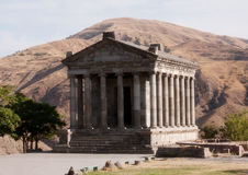 Garni Pagan Temple Royalty Free Stock Images