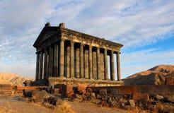 Garni tempel Fotografering för Bildbyråer