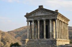 Garni tempel royaltyfri bild