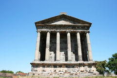 Garni temple Royalty Free Stock Images