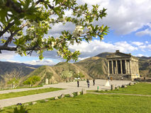 Garni Temple, Armenia Royalty Free Stock Images