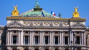 garnier France opera Paris Obrazy Stock