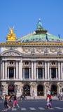 garnier France opera Paris Zdjęcie Stock