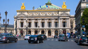 garnier France opera Paris Zdjęcia Royalty Free