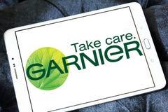 Garnier logo Stock Photography