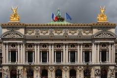 garnier opera Paris Obrazy Royalty Free