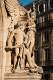 Garnier opera of Paris royalty free stock image