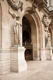 Garnier opera of Paris royalty free stock photography