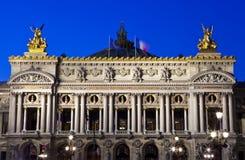 garnier palais巴黎 图库摄影