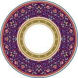 Garnished pattern Stock Images