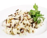 garnissez le riz Photographie stock libre de droits