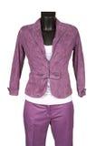 garnitur żeński violet Obraz Stock